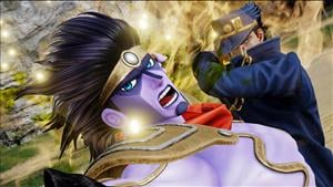 New Jump Force Trailer Showcases Jotaro and Dio from JoJo's Bizarre Adventure