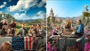 New Far Cry 5 and Far Cry New Dawn Bundles Added to Microsoft Store