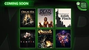 Deus Ex: Mankind Divided, Vampyr and More Set to Join Xbox Game Pass Soon