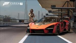Forza Motorsport 7 April 2019 Update Introduces the 2018 McLaren Senna