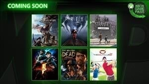 Six More Titles Coming to Xbox Game Pass This Month