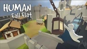 New Achievements Revealed for Human Fall Flat's Dark Level