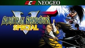 ACA NEOGEO SAMURAI SHODOWN V SPECIAL Achievement List Revealed
