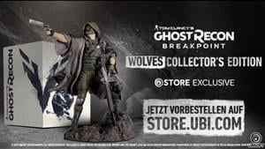 Ghost Recon: Breakpoint Leaks Through Ubisoft Store Listing
