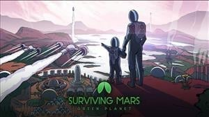 Green Planet and Project Laika Now Available for Surviving Mars