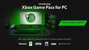 Xbox Game Pass Coming to PC as Part of a New Approach to PC Gaming