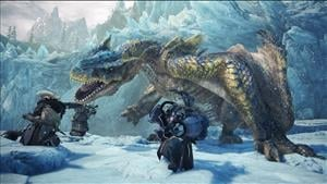 Monster Hunter: World is Getting Frosty at E3