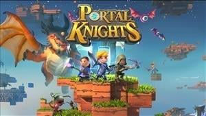 Elves, Rogues, and Rifts Come to Portal Knights This Summer