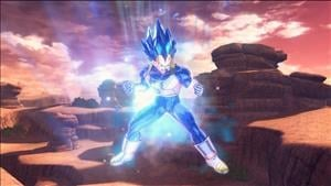 Dragon Ball Xenoverse 2 Introduces Vegeta SSGSS Evolved