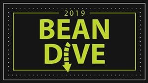 The Tenth Annual International Bean Dive Is Now Under Way