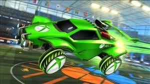 The Rocket League Xbox Customization Pack is Now Free for Everyone