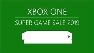 Xbox One Super Game Sale 2019