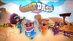 Must Dash Amigos Achievement List Revealed