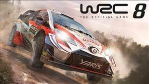 The Launch Trailer for WRC 8 is Here