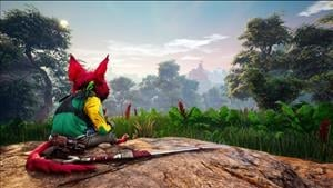 There might still be no release date, but Biomutant is definitely on the way