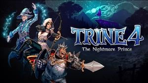Trine 4 Has its Three Unlikely Heroes Setting Out to Rescue Prince Selius