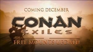 Mounts are Coming to Conan Exiles in a Free Update