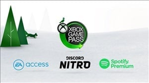 Existing Game Pass Subscribers Can Claim Spotify Premium, EA Access and Nitro Subs Today