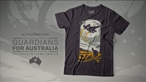 Guardians for Australia: Bungie's Fundraising Campaign