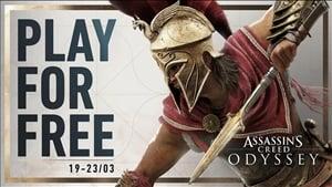 Assassin's Creed Odyssey will be free to play all this weekend