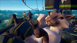 Free Sea of Thieves update adds a job role for Trading Companies and pet cats