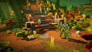 Minecraft Dungeons' first DLC launches in July, cross-platform play update coming soon