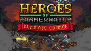Heroes of Hammerwatch achievement list revealed