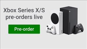 Xbox Series X/S pre-orders are now live