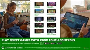 Ten more Cloud Gaming titles get Xbox touch control support with Xbox Game Pass Ultimate