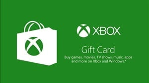 Microsoft is dishing out free Xbox gift cards for its Black Friday sale