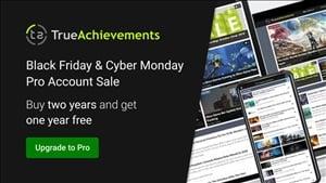 Black Friday: TrueAchievements Pro account sale now live