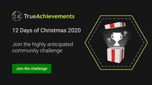 The TrueAchievements Twelve Days of Christmas Challenge Returns for 2020