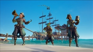 Sea of Thieves Season One starts next week