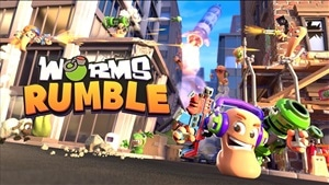 Xbox Game Pass adds Worms Rumble as a surprise day one addition