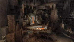 Minecraft Caves & Cliffs update partially delayed and split into two releases