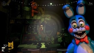 Xbox's first 166G achievement spotted in Five Nights at Freddy's mash-up