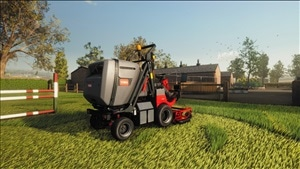 Lawn Mowing Simulator to add leaf blowers and strimmers in free updates
