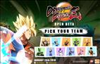 Dragon Ball FighterZ New Open Beta