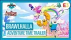 Adventure Time Characters Join The Brawlhalla Roster