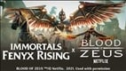 Immortals Fenyx Rising has a limited-time Blood of Zeus crossover quest available now