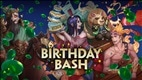 Smite marks its 7th birthday with a Birthday Bash and begins the Talons of Tyranny event