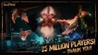 One lucky pirate is about to get rich as Sea of Thieves sails past 25 million players