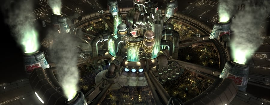 Final Fantasy VII (Windows)