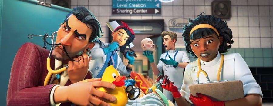 Surgeon Simulator 2 (Windows)