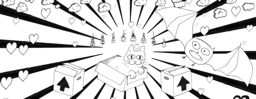 Catty & Batty: The Spirit Guide (Xbox One)