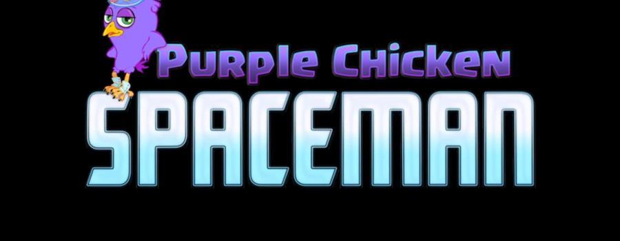 Purple Chicken Spaceman