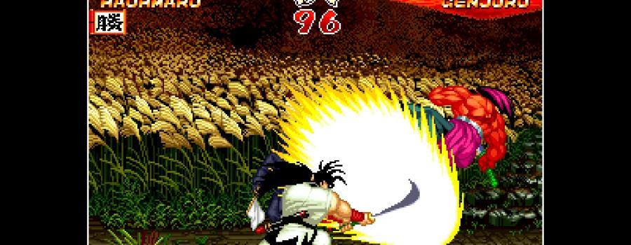 ACA NEOGEO SAMURAI SHODOWN II (Win 10)