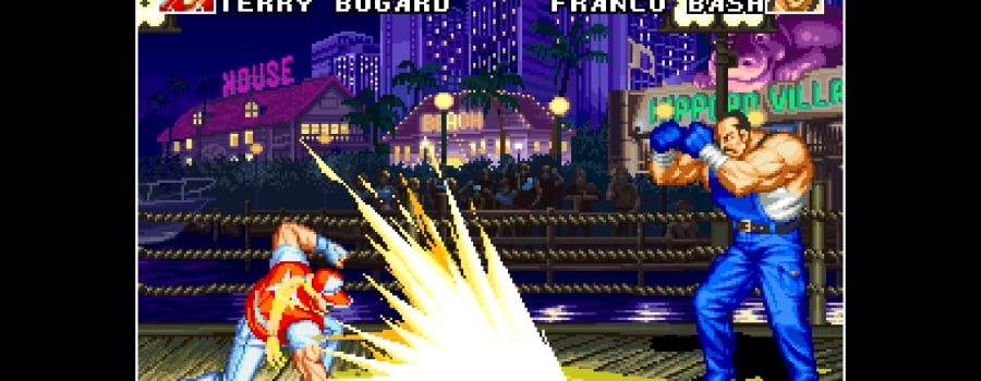 ACA NEOGEO REAL BOUT FATAL FURY (Win 10)