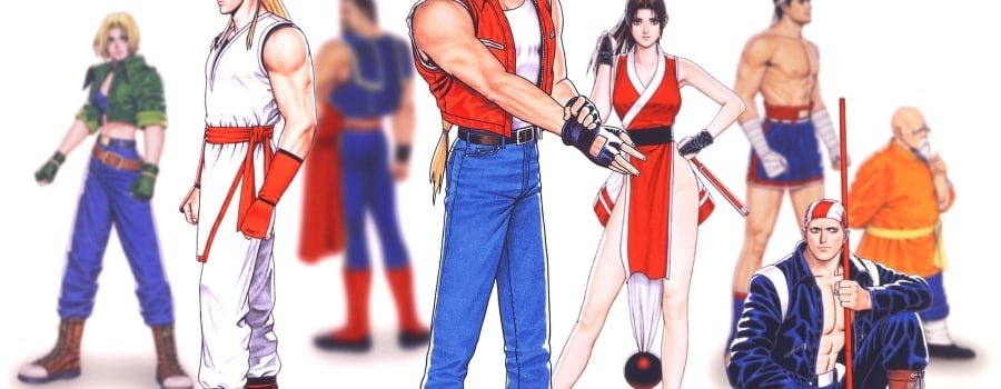 ACA NEOGEO REAL BOUT FATAL FURY SPECIAL (Win 10)