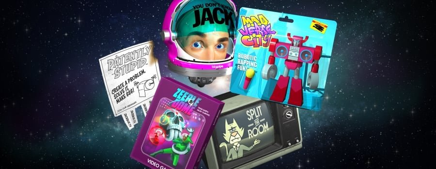 The Jackbox Party Pack 5